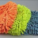 1 Pcs Super Mitt Microfiber Car Wash Washing Cleaning Glove (BICP002757)