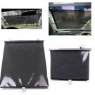 40X60CM Car Auto Window Roll Blind Sunshade Windshield Sun Shield Visor 58x125cm (BICP054506)