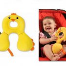 1 Chick Style Baby U-Shape Head Neck Support Headrest Car Pillow Cushion 0-12 Monthes(BICP039578)