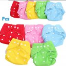 1 PC New One Size Baby Cloth Interlayer Pocket Diapers Nappy (BICP003556)