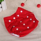 Red Reusable Baby Infant Nappy Cloth Diapers Soft Covers Washable Size Adjustable(181389451785)
