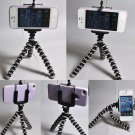 Flexible Octopus Tripod Bracket Holder Stand Mount for Phone Samsung Camera (251635352334)