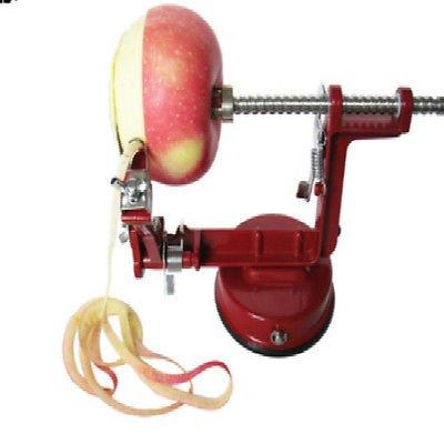 Useful 3in1 Apple Pear Fruit Peel Peeler Corer Slicer Cutter Machine Stainless(161406751687)