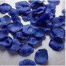 1000pcs Dark Blue Silk Flower Rose Petals Wedding Party Decorations(360966313441)