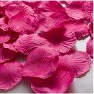 1000pcs Rose Pink Flower Rose Petals Wedding Party Decorations(360966313441)