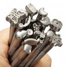 20 pcs DIY Leather Working Saddle Making Tools Set Carving Leather Craft Stamps(181561731610)