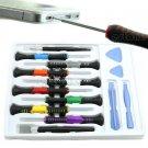 16 in 1 Repair Tools Screwdrivers Set Kit For iPad4 Mobile Phone iPhone 5 4S 3GS