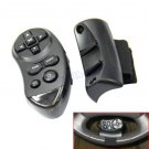 Car Universal Steering Wheel Remote Control Learning For Car CD DVD VCD