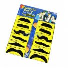 Set of 12 Stylish Costume Party Fake Moustache Mustache
