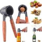 Quick Walnut Cracker Nutcracker Sheller Nut Opener Kitchen Tool Plier