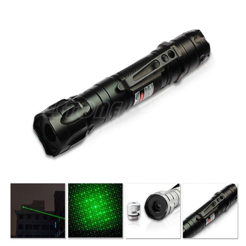 Powerful Green Laser Pointer Pen Beam Light 5mW Lazer High Power 532nm Dealsbest