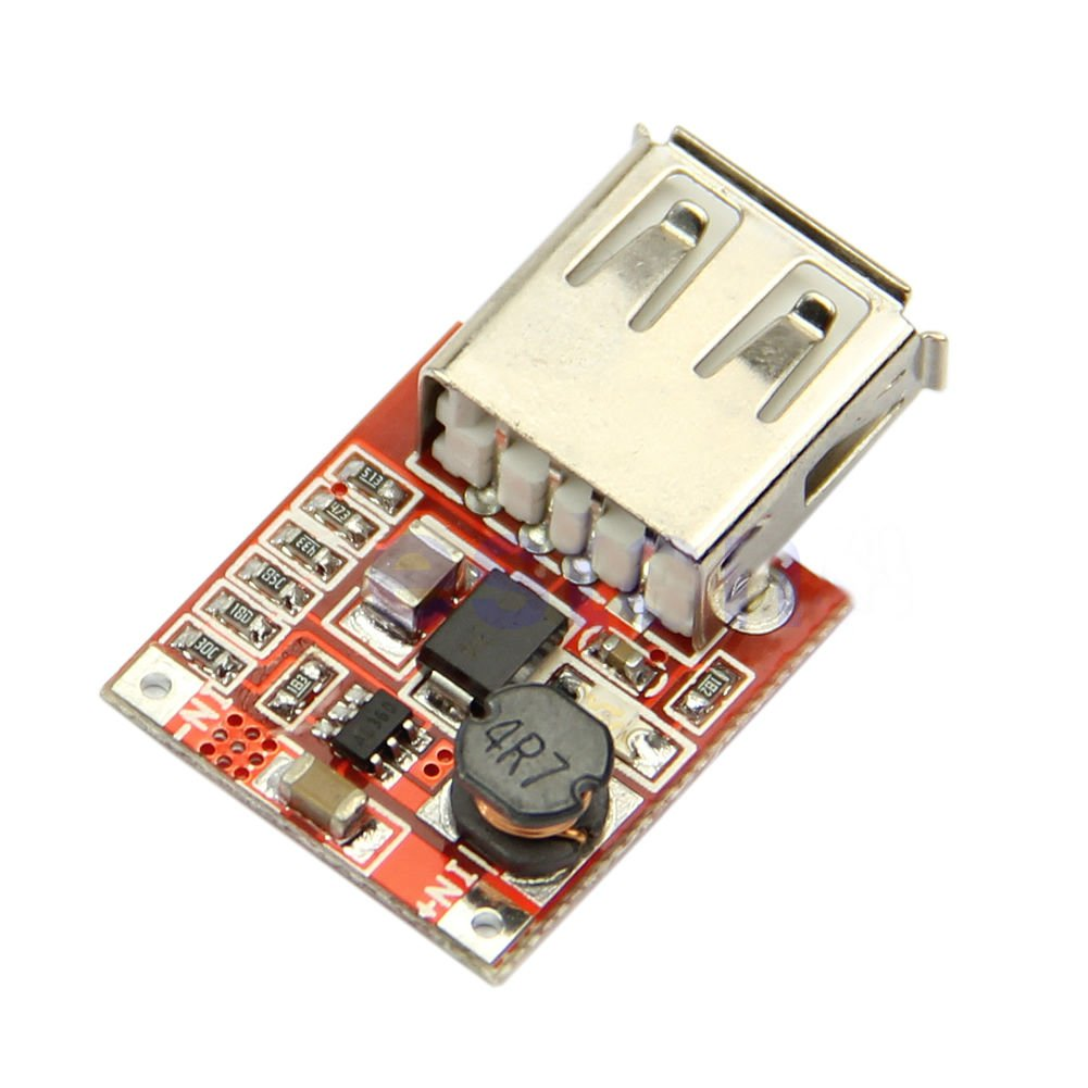 DC Converter Step Up Boost Module 3V To 5V 1A USB Charger F MP3 MP4 Phone Dealsbest