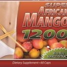 PURE AFRICAN MANGO 1200mg WEIGHT LOSS-BURN FAT-DIET PILLS