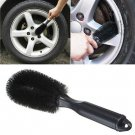 Wheel Tire Rim Scrub Brush Car Truck Motorcycle Bicycle Washing Cleaning tool db