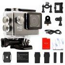 HD 1080P Waterproof Mini Sport Camera Helmet Action Car Camcorder as Gopro Black db