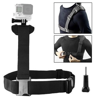 New Type Single Shoulder Strap Mount for Gopro Hero 1 2 3 3+ SJ4000 DB