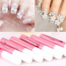 10 X 2g Mini ProfessionaL Beauty Nail False Art Decorate Tips Acrylic Glue db