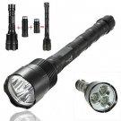 TrustFire 4000 Lumens 3x CREE XM-L T6 3T6 LED 18650 Flashlight Torch Lamp Light db