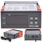 Digital STC-1000 All-Purpose Temperature Controller Thermostat With Sensor 220V db