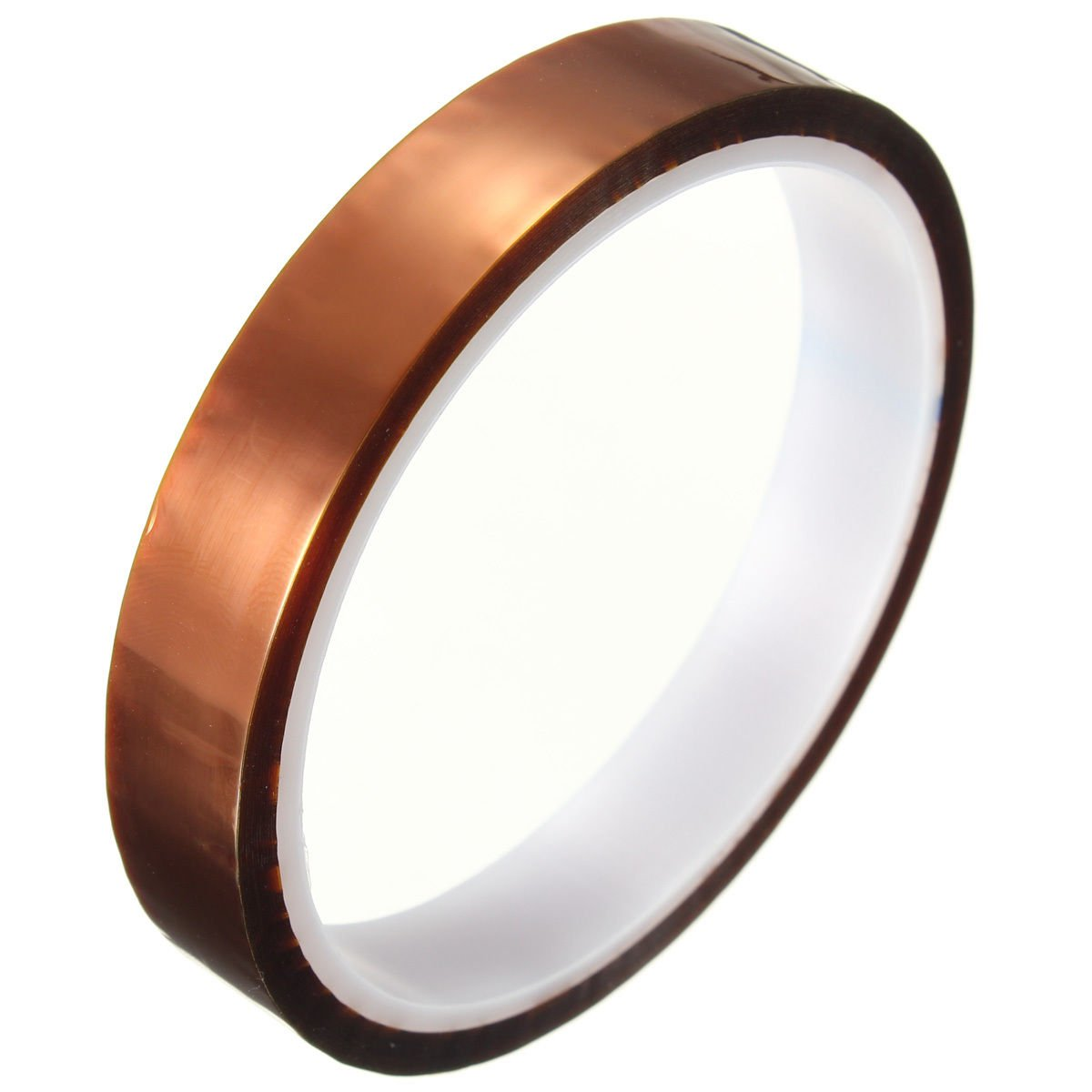15mm x 30m Gold Kapton Tape High Temperature Heat Resistant Polyimide 260-300� db