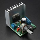 Version B TDA7297 2*15W Digital Audio Amplifier Board Dual-Channel AC/DC 12V db