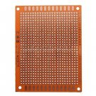 5PCS Single Side Copper Clad DIY PCB Kit Laminate Circuit Board 70x100x1.5mm  db