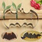 Mold For Halloween Fondant Cake Cookies Biscuit Cutter Bat Batman Vampire Mold  one Pcs