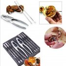 8-Piece Seafood, Shellfish, Lobster And Crab Cracker Tool Set DB