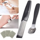 Manicure Pedicure Tools Hard Skin Callus Corn Cuticle Remover Shaver Cutter Foot Rasp Pedicure File
