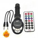 4in1 Car MP3 Player Wireless FM Transmitter Modulator USB CD MMC Remote db