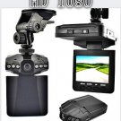 "2.5"" Full HD 1080P Car DVR Vehicle Camera Video Recorder Dash Cam db"