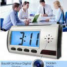 Digital Spy Camera Alarm Clock Hidden Video Camera Cam DVR Motion Detector db