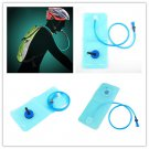 2L Bicycle Bike Cycling Mouth Water Bladder Bag Hydration Camping Sports db