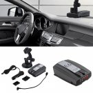 E6 Car Radar Detector GPS LED Display High Sensor Black dbdb