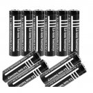 10pcs 3.7V 6000mAh 18650 Li-ion Rechargeable Battery for UltraFire Flashlight dbdb