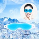 """Summer Cool Ice Eye Mask Sleep Headache Relief Goggles Eye Gel Ice goggles db"