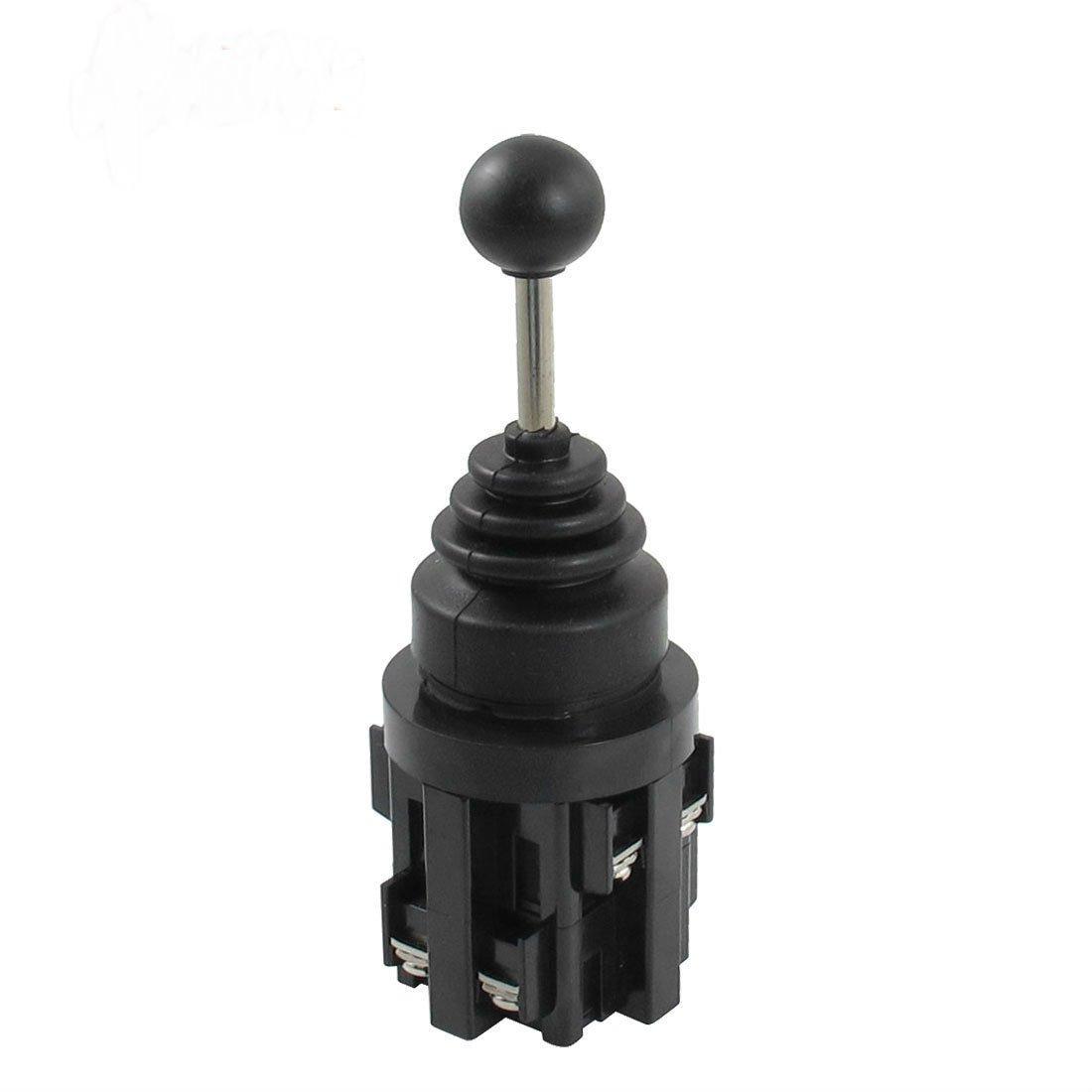 SPST 4NO Four Position Momentary Monolever Joystick Switch 600V db