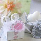 Creative Wedding Favors Bridal Party Gift Mini Scented Shower Bath HEART SHAPE Soap Handmade DB