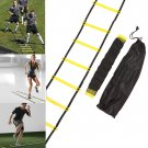 5 Rung 10ft PP Agility Ladder for Soccer Football Speed Training + Bag Outdoor db