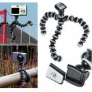 Portable Mini Flexible Tripod Octopus Stand Gorilla Pod For Gopro Camera/SLR/DV dbdb