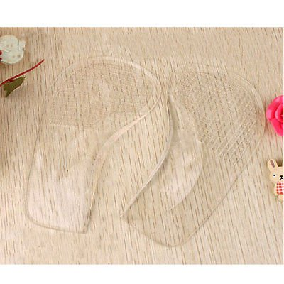 Flat Feet Orthotic Arch Support Gel Pads Non Slip Footcare Shoes Insoles Cushion db