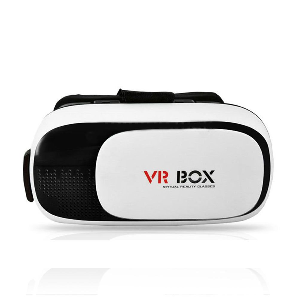 VR Headset Virtual Reality VR BOX Goggles 3D Glasses Google Cardboard