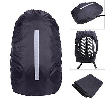 20-45L Waterproof Dustproof Rain Cover for Travel Hiking Backpack Camping Bag 2 Pcs