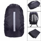 20-45L Waterproof Dustproof Rain Cover for Travel Hiking Backpack Camping Bag 2 Pcs
