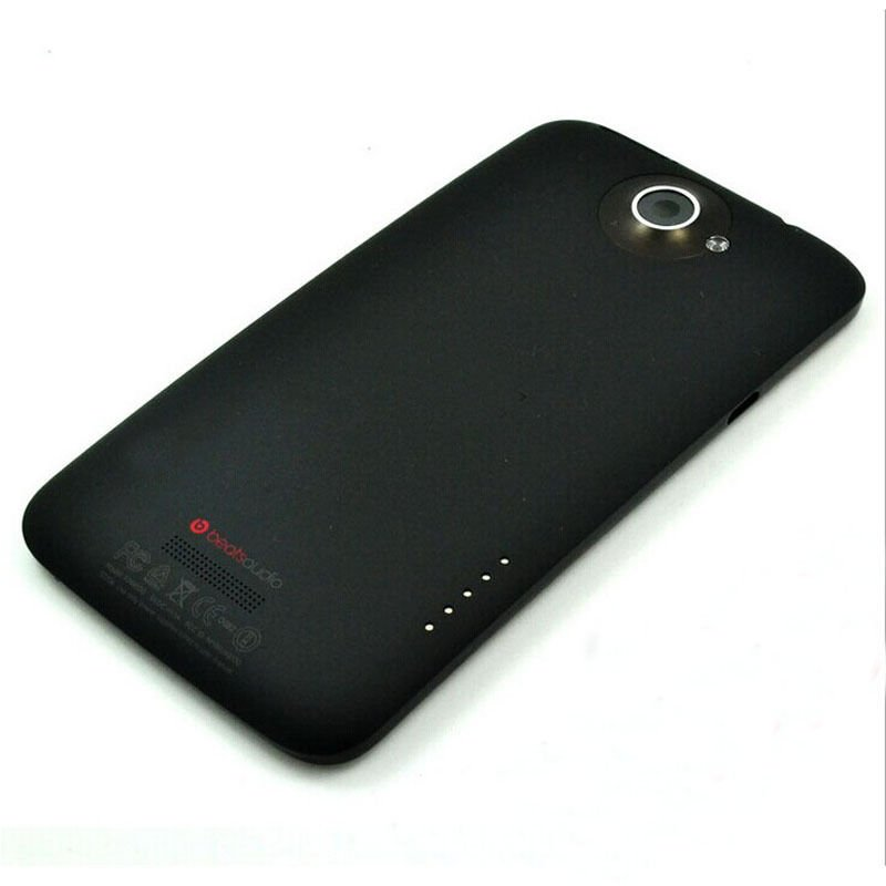 Full Housing Battery Back Case Cover Black For HTC One X S720e G23 NEW