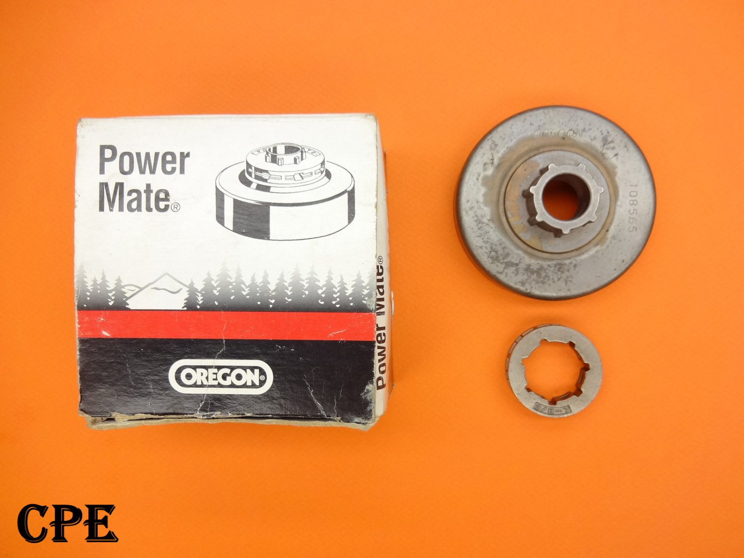 oregon power mate chainsaw sprocket system fits husqvarna