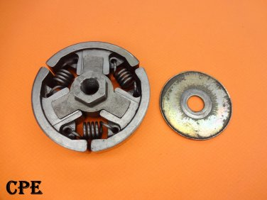 GOOD USED GENUINE OEM STIHL CLUTCH ASSEMBLY O45, 045, O56, 056 AV CHAINSAW 1115-160-2000