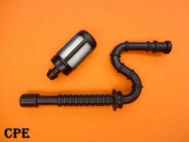 NEW FUEL GAS LINE HOSE WITH FILTER FOR STIHL 029 034 036 039 MS 290 310 360 390 CHAINSAW