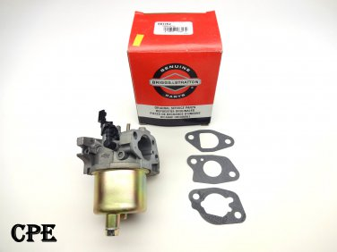 NEW OEM BRIGGS & STRATTON 13D132, 13D135, 13D137 CARBURETOR PART # 591154
