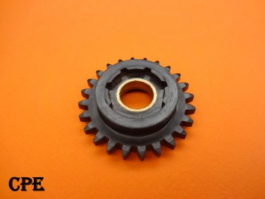 NEW GENUINE OEM STIHL OILER OIL PUMP DRIVE GEAR O56, 056 AV CHAINSAW PART # 1115-640-7595 / 7501